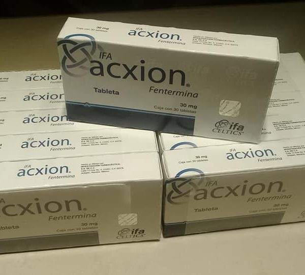 Acxion Fentermina 30mg tablets