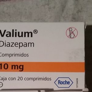 Name: Valium Strength: 10mg Manufacturer: Roche